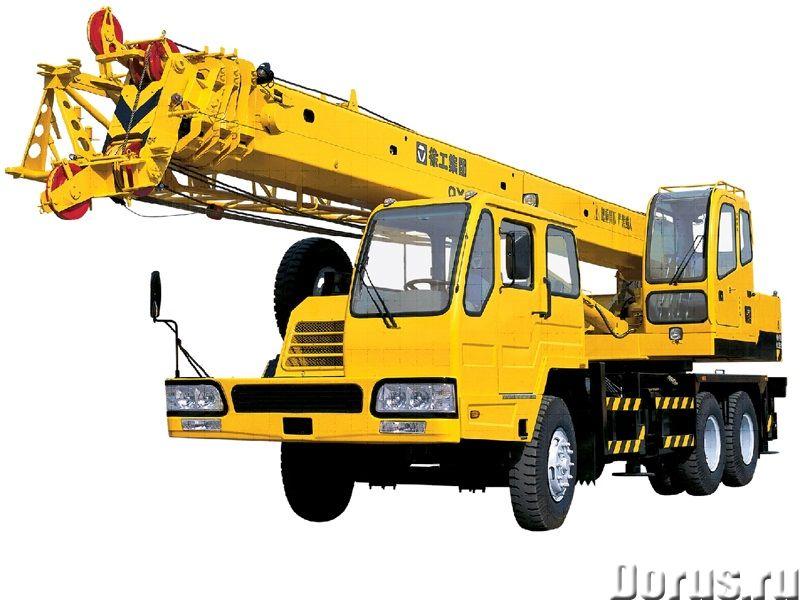 Аренда автокрана 25 тонн 40 метров - Сельхоз и спецтехника - Модель: XCMG QY20 Год выпуска: 2012 Хар..., фото 1