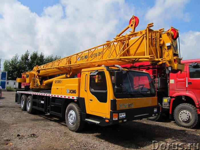 Аренда автокрана 30 тонн 47 метров - Сельхоз и спецтехника - Автокран XCMG QY30K5 - это надежная и к..., фото 1