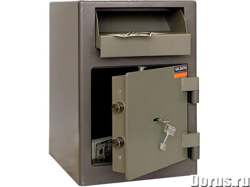 Сейф депозитный для кассира - Средства безопасности - Сейф депозитный для кассира. Сейфы используютс..., фото 1