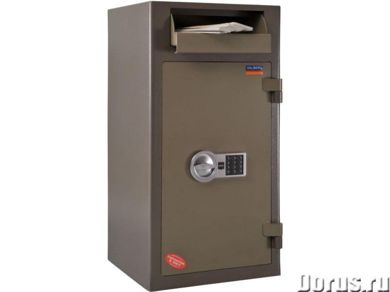 Сейф депозитный для кассира - Средства безопасности - Сейф депозитный для кассира. Сейфы используютс..., фото 2
