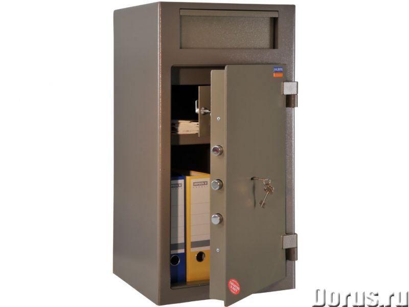 Сейф депозитный для кассира - Средства безопасности - Сейф депозитный для кассира. Сейфы используютс..., фото 3