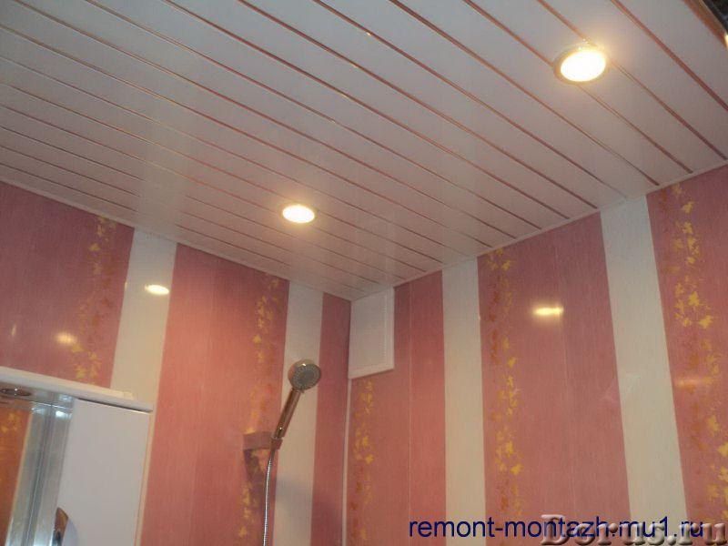 Отделка пластиковыми панелями - Ремонт и отделка - Отделка помещений пластиковыми панелями ,очень кр..., фото 3