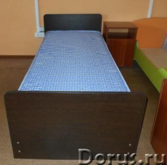 Кровать+пружинный матрас - Мебель для дома - Продаю кровать новая в упаковке и пружинный матрас новы..., фото 1