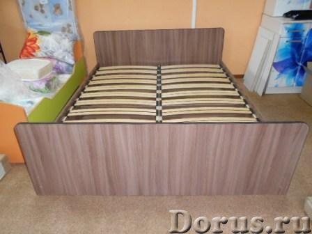 Кровать+пружинный матрас - Мебель для дома - Продаю кровать новая в упаковке и пружинный матрас новы..., фото 4