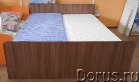Кровать+пружинный матрас - Мебель для дома - Продаю кровать новая в упаковке и пружинный матрас новы..., фото 5