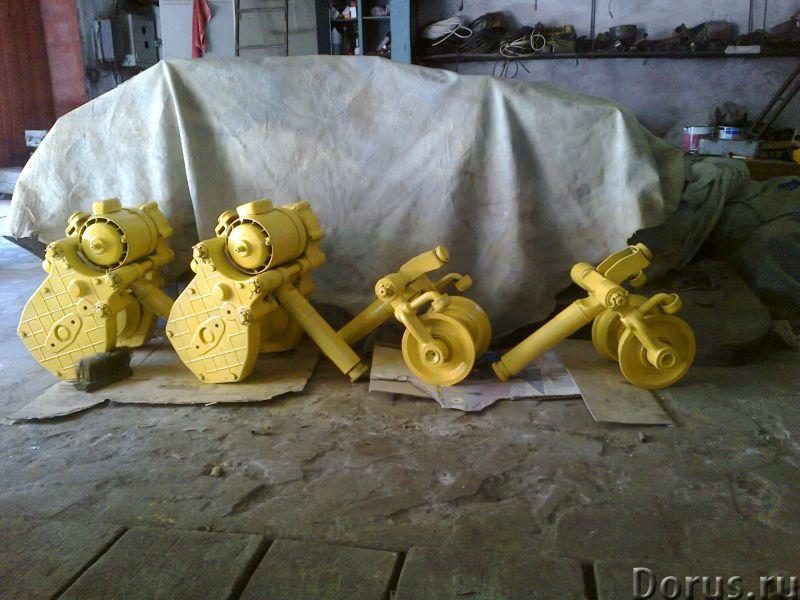 Редуктора, колёса, шестерни для кран-балок г/п до 8 тн - Товары промышленного назначения - Редуктора..., фото 1