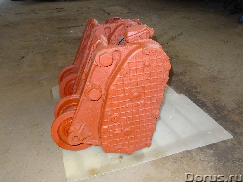 Редуктора, колёса, шестерни для кран-балок г/п до 8 тн - Товары промышленного назначения - Редуктора..., фото 2