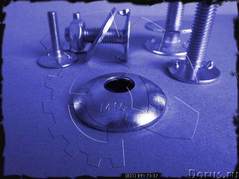Болты норийные - din 15237 - Товары промышленного назначения - Мы поставляем транспортерные (норийны..., фото 1