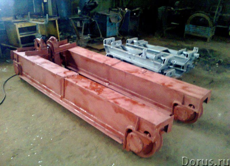 Кран-балки гп 2-8тн тельфера гп-0, 25-5тн, консоли - Промышленное оборудование - Кран-балки опорные..., фото 2