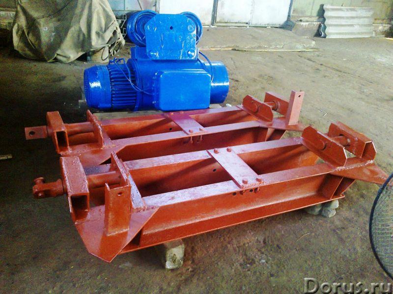 Кран-балки гп 2-8тн тельфера гп-0, 25-5тн, консоли - Промышленное оборудование - Кран-балки опорные..., фото 3