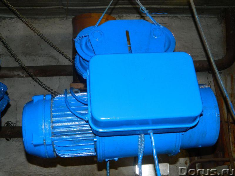 Кран-балки гп 2-8тн тельфера гп-0, 25-5тн, консоли - Промышленное оборудование - Кран-балки опорные..., фото 5