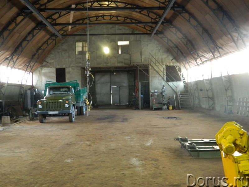 Производственно складская база 1300м2 г.Богородск - Продажа и покупка бизнеса - Сдам или продам тёпл..., фото 5
